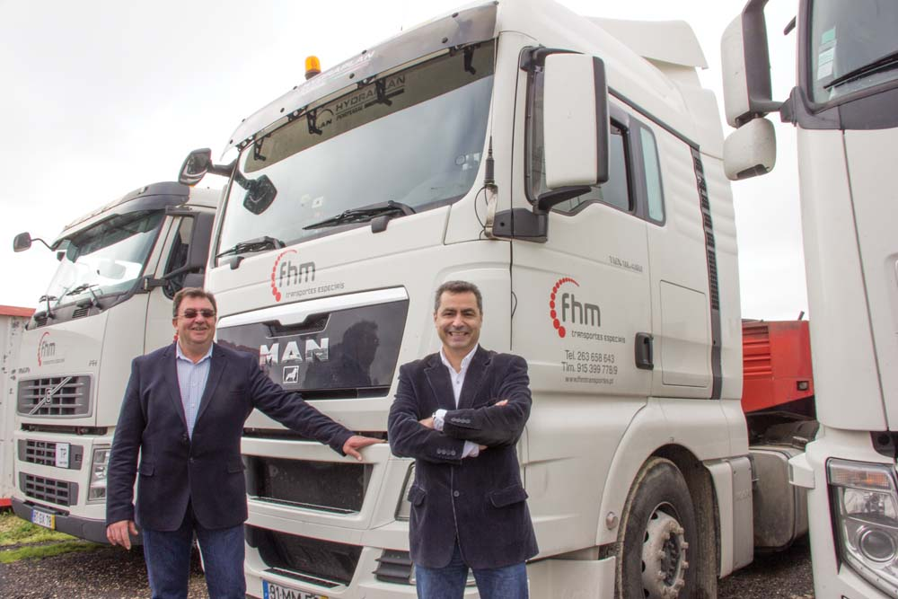 FHM Transportes Especiais - Revista Automotive